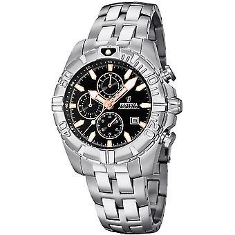 Festina mens watch chronograph F20355/6