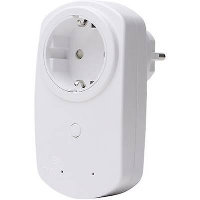 Kopp Libre Control Wireless dimmer Arctic blanc