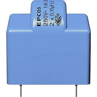 Epcos B84110B0000A014 EMI filter 250 V AC 1.4 A 27 mH (L x W x H) 34 x 31 x 33 mm 1 pc(s)