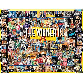 The Winner Is 1000 Piece Jigsaw Puzzle 760Mm X 610Mm
