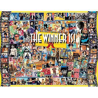 El ganador es 1000 Piece Jigsaw Puzzle 760 Mm X 610 Mm