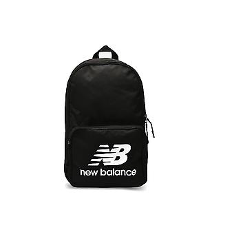 New balance simple backpack sports backpack 20 L black