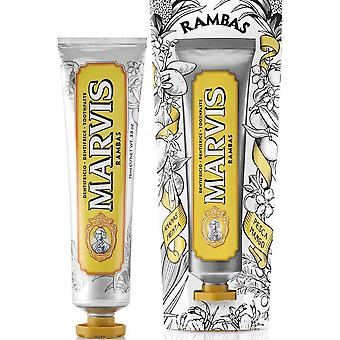 Marvis Rambas Toothpaste (75ml)