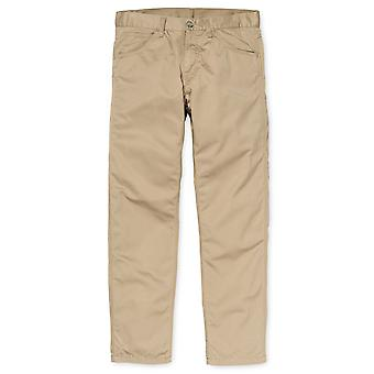 Carhartt WIP Skill Pant Chino  Leather  Brown