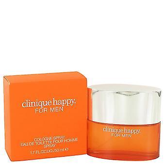 Clinique Happy Cologne Spray Eau de Toilette 50ml EDT Spray