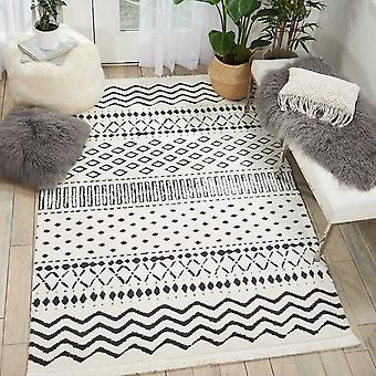 Kamala Rugs Ds501 By Nourison In White