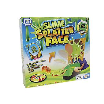 Slime Splatter ansikte snurra hjulet slem spelet