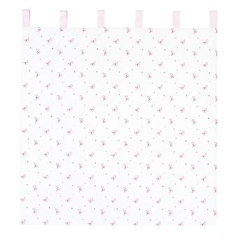 Silvercloud Sweet Dreams Nursery Curtains With Tie Backs