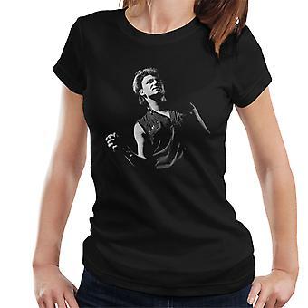 Bono Of U2 War Tour UK 1983 Women's T-Shirt