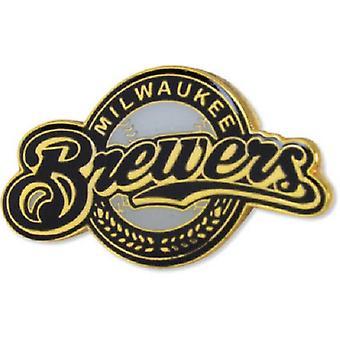 Milwaukee Brewers MLB Logo Pin