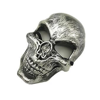 Schedel Purge masker maskerade partij partij halloween-zilver