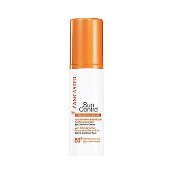 Lancaster Sun Control Sun Sensitive Eye Contour Cream SPF50 15ml - High Protection
