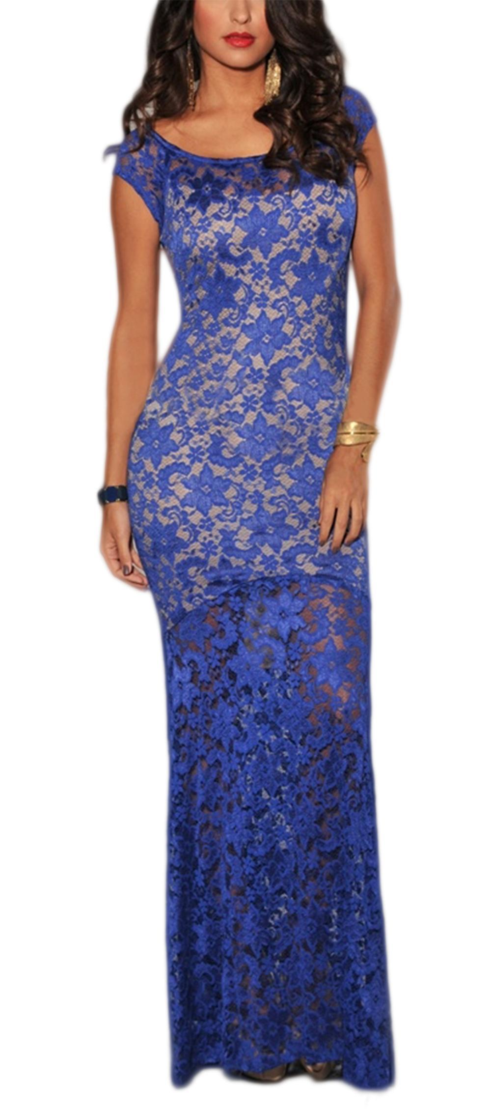 Waooh - Cardet lace dress
