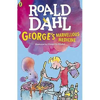 Georges vidunderlige medicin af Roald Dahl - Quentin Blake - 97801413