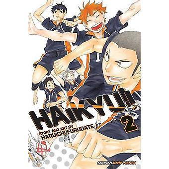 Haikyu!! -Band 2 von Gesangsrolle Furudate - 9781421587677 Buch