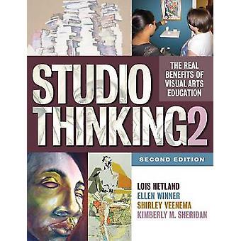 Studio pensando - i reali benefici dell'educazione di arti visive - Volume 2