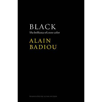 Black - The Brilliance of a Non-Color by Alain Badiou - 9781509512089