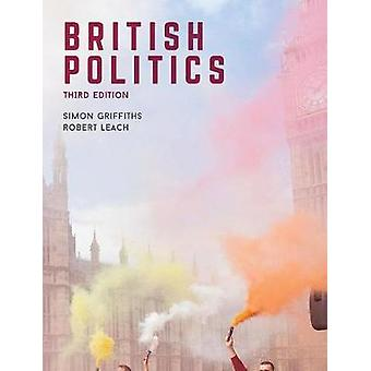 British Politics by Simon Griffiths - 9781137603005 Book