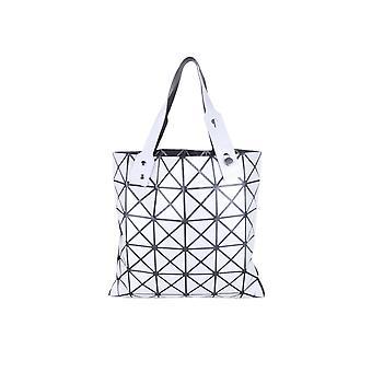 Lovemystyle Silber und schwarzes Dreieck-Tasche