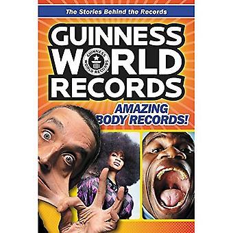 Guinness World Records: Fantastiske krop poster!
