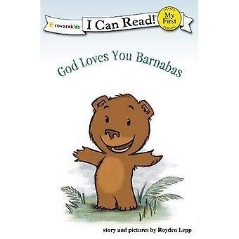 Gud älskar dig Barnabas (jag kan läsa! / Barnabas-serien)
