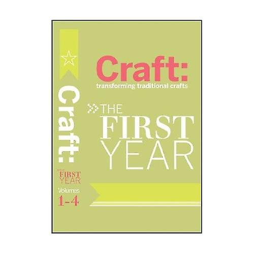 Craft  The First Year  4 Volume Collector& 039;s Set  1-4