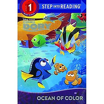 Ocean of Color (Step Into Reading - Level 1 - Quality)