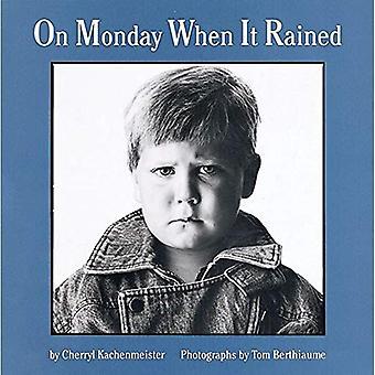 On Monday When It Rained (Houghton Mifflin Sandpiper Books)