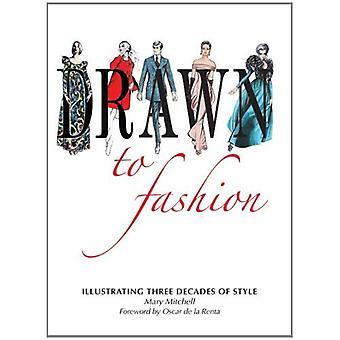 Disegnata alla moda: che illustrano tre decenni di stile