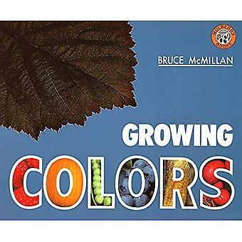 Wachsende Farben