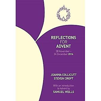 Reflections for Advent 2016: 28 November - 24 December 2016