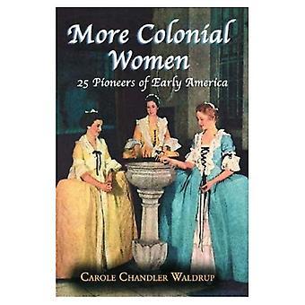 Fler koloniala kvinnor