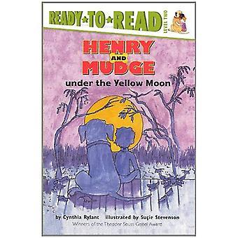 Henry et Mudge sous la lune jaune (Henry & Mudge livres (Simon & Schuster relié))
