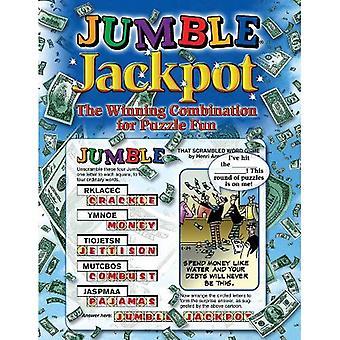 Jumble Jackpot: The Winning Combination for Puzzle Fun (Jumbles)