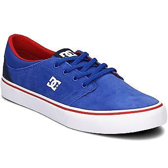DC Trase SD ADYS300172NAVYRED   men shoes