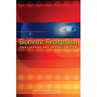 Biometriske anerkjennelse: Utfordringer og muligheter