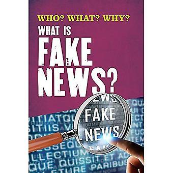 Vem? Vad? Varför?: Vad är falska nyheter? (Vem? Vad? (Varför?)