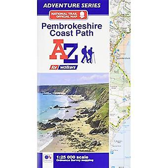 Pembrokeshire Coast Adventure Atlas