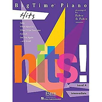 Bigtime Piano Hits: Level 4