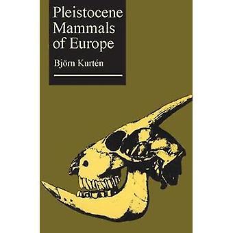 البليستوسين الثدييات في أوروبا قبل كورتن & بيورن