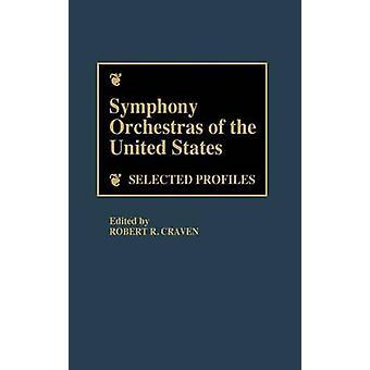 Yhdysvaltain sinfoniaorkestereita valittu profiilista Craven & Robert R.