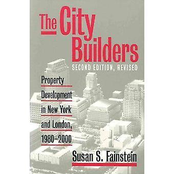 Byen byggherrer eiendomsutvikling i New York og London 19802000 av Fainstein & Susan S.