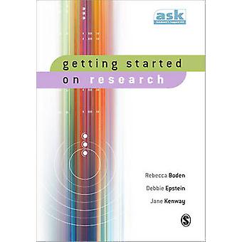 Getting Started on Research by Boden & Rebecca