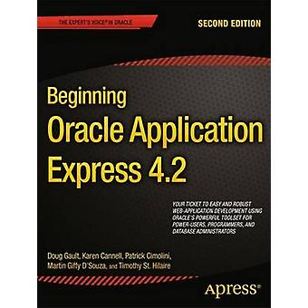 Beginning Oracle Application Express 4.2 by Gault & Doug