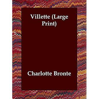 Villette af Bronte & Charlotte