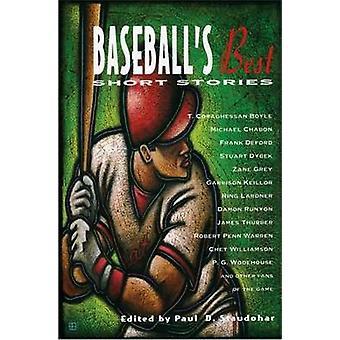 Baseball's Best Short Stories by Paul D. Staudohar - 9781556523199 Bo