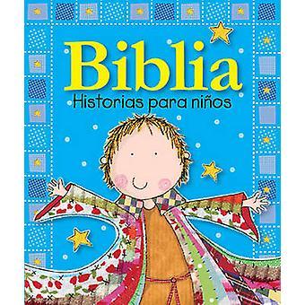 Biblia Historias Para Ninos - Blue by Lara Ede - 9781602553224 Book