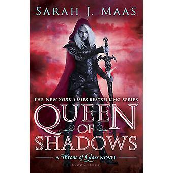 Queen of Shadows by Sarah J. Maas - 9781619636040 Book