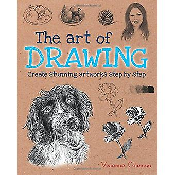 The Art of Drawing by Vivienne Coleman - 9781785993152 Book