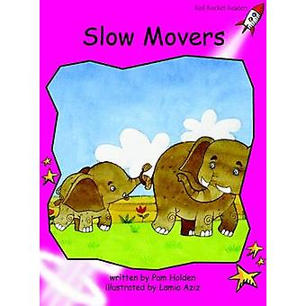 Slow Movers - Emergent (International edition) by Pam Holden - 9781877
